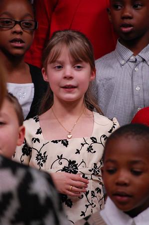 Meghan's Christmas Concert Dec 2009
