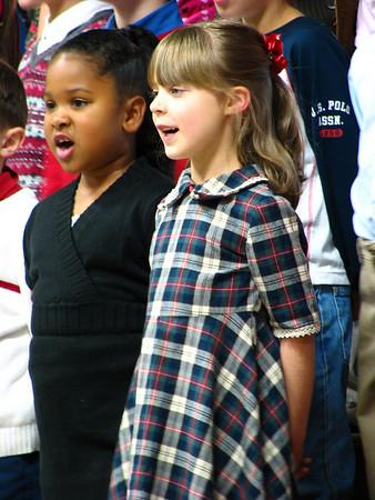 Meghan's Christmas Concert Dec 2008