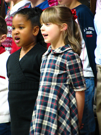 Meghan's Christmas Concert Dec 2008