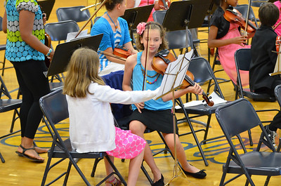 Meghan's Violin Concert May 2012