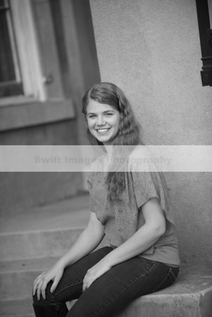 Mia's Senior Session