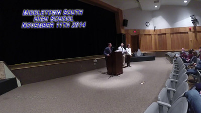 Middletown HS South Recognition Ceremony Video