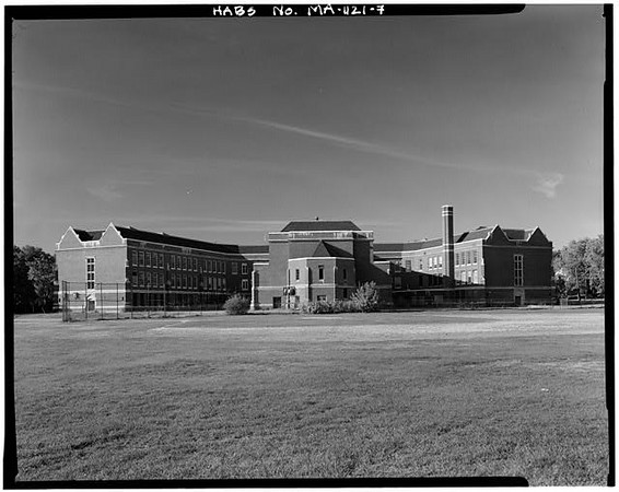 Weeks Junior High School, Newton, Mass.