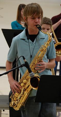 Mission Band Concerts Feb. 2009