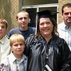 Mom VC Grad <br /> Mom's graduated from Victoria College!