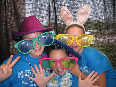 Monarch Elementary 5th Grade Day Party 5/27/16