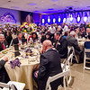 Guests enjoy the 29th annual Superintendent's Dinner, also celebrating Monty Tech's 50th anniversary, on April 13. SENTINEL & ENTERPRISE / Ashley Green