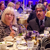 Mayor Stephen DiNatale and wife Joanne enjoy the 29th annual Superintendent's Dinner, also celebrating Monty Tech's 50th anniversary, on April 13. SENTINEL & ENTERPRISE / Ashley Green