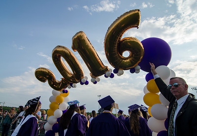 Monty Tech holds 45th annual graduation