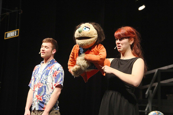 "Monty Tech's Play ""Avenue Q"""