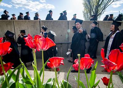 MWCC Graduation 2016