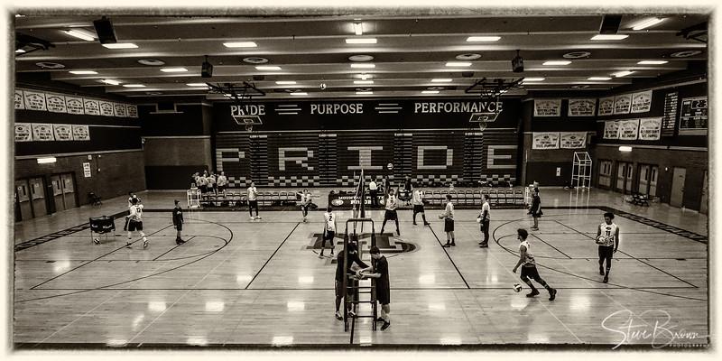 2018 Mountain Pointe Varsity Volleyball