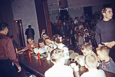 1957-02 - Jr Class Food Stand