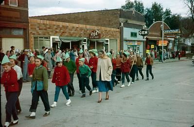 1957-10-19 - Homecoming parade
