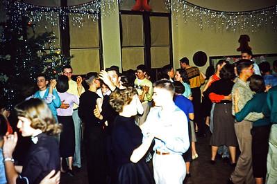 1956-12 - Christmas dance