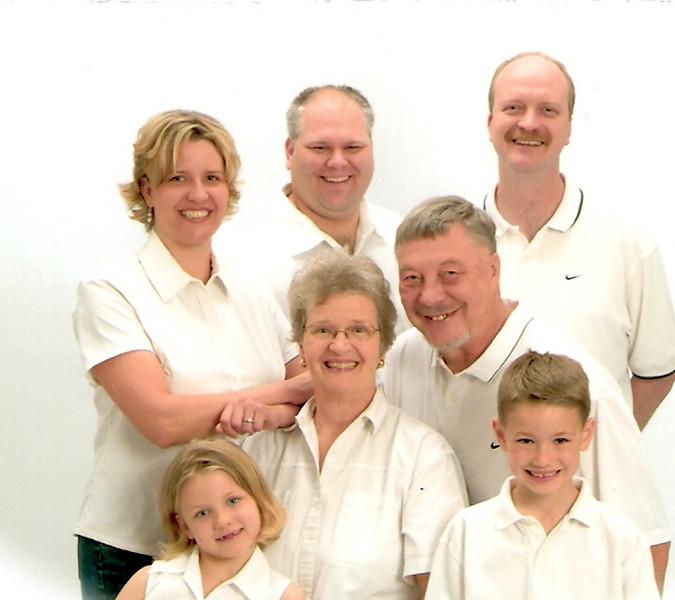 Al Hopp family