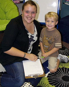 Mrs. Cole's Kindergarten Shots 2011