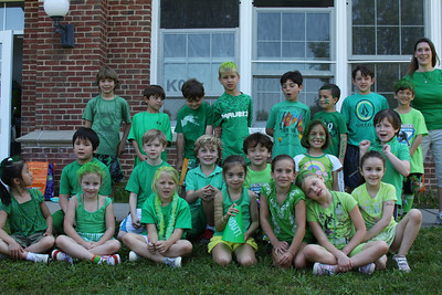 Mrs Shapiro's Class May 31st, 2012