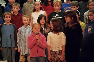 2007 Whittier Winter Concert - CHORAL