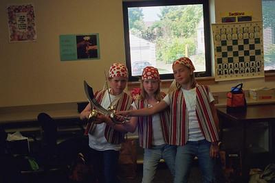 Captain Abdul's Pirate School - Costume Check for Pirate School
