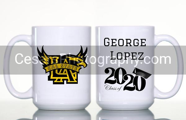 CAL state LA Mug
