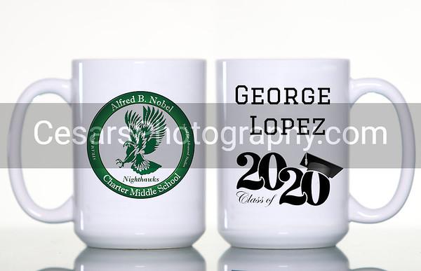Nobel Mug
