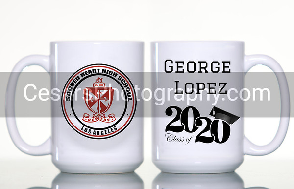 Sacred Heart HS Mug