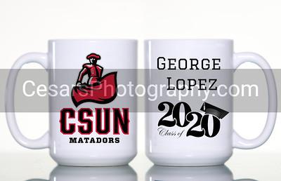 CSUN Mug