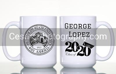 Humboldt University Mug