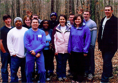 Ropes Course Group Picture.