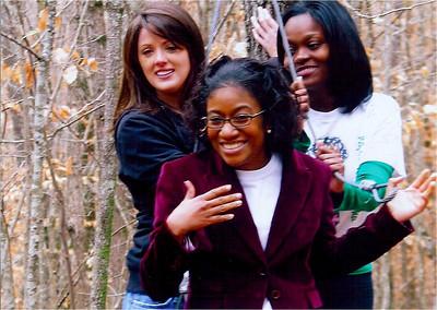 Natasha, Verona, and Katie.