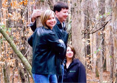 Trysta, Brent, and Kristen.