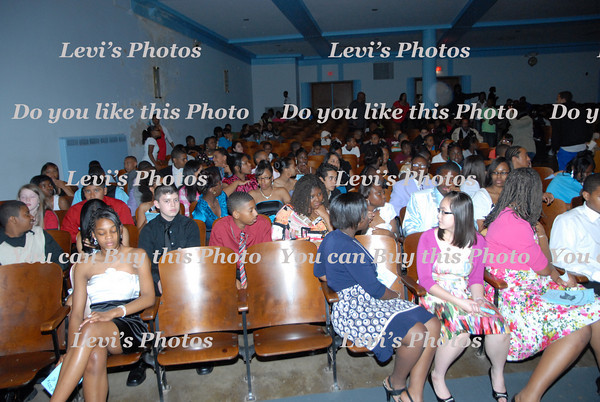 NEA Class of 2014 8th to 9th Promotion
