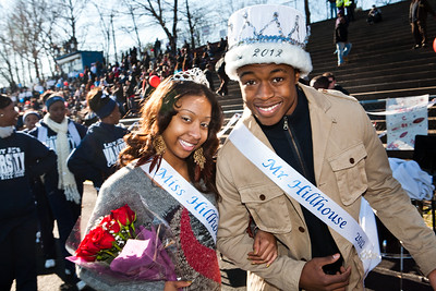 Hillhouse 2011 Queen and King.