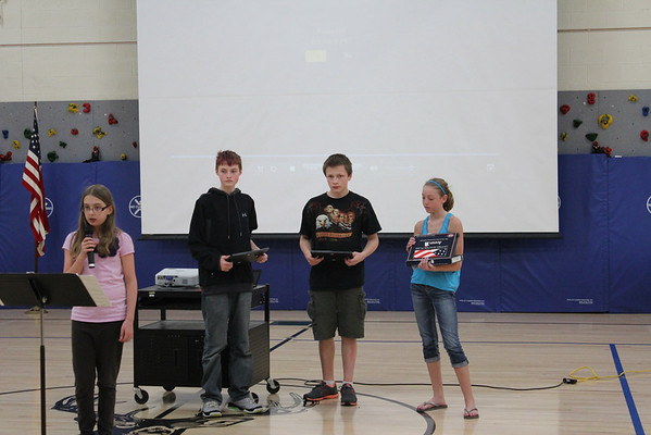 NL school assembly