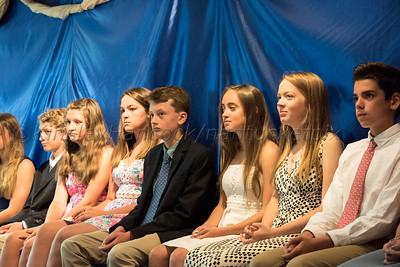 Nantucket New School Graduation, June 9, 2017