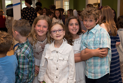 Nantucket New School Graduation, June 9, 2017