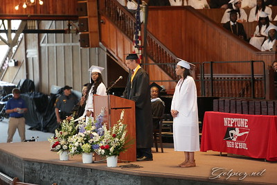 Neptune High School Graduation 2016