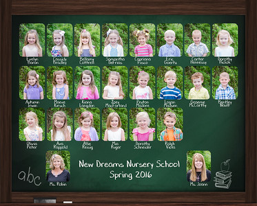 New Dreams Nursery School 2016