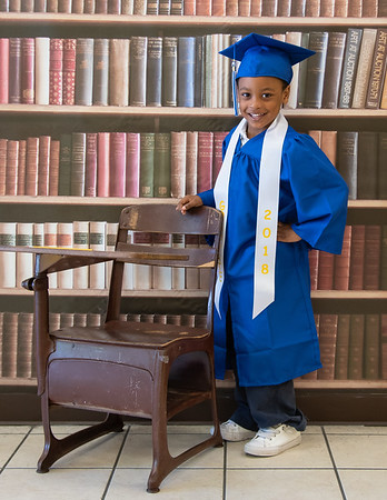 New Life Christian Academy 2018 Cap and Gown