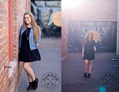 Nicole Senior Pictures