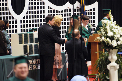 North High School Graduation 2007