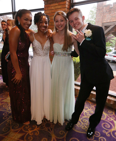 North Middlesex RHS prom 051918