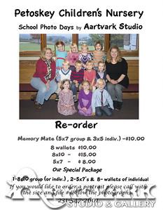 Re-Order Nursery