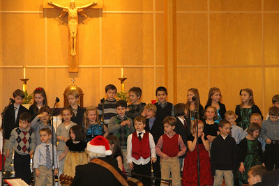 2010 Christmas Pageant