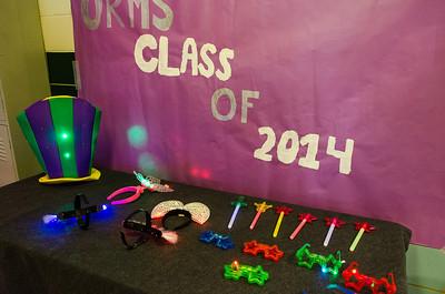 ORMS 8th Grade Dance - 2014