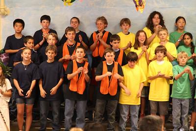 Oak 6th Grade Play 6/9/11