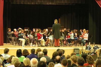 Winter Concert December 14, 2004