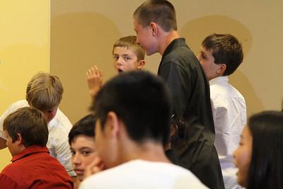 Oak 6th Grade Promotion 6/10/11