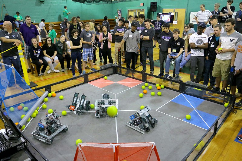 May 19 2016 Vex Robotics Competition Mng Sen